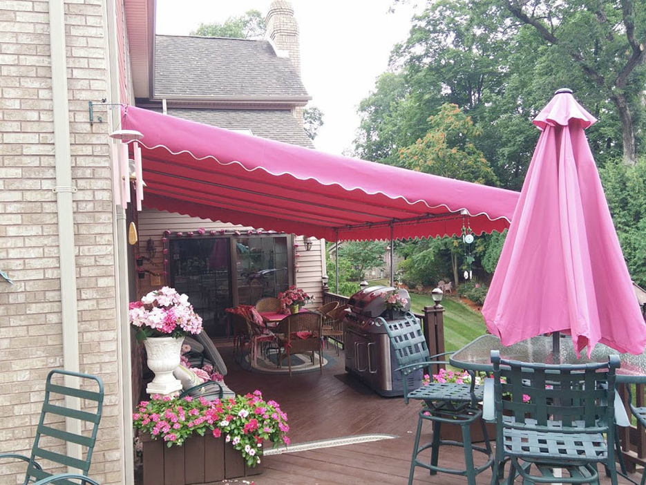 Wayne Nj Stationary Canopy Awning Custom Umbrella