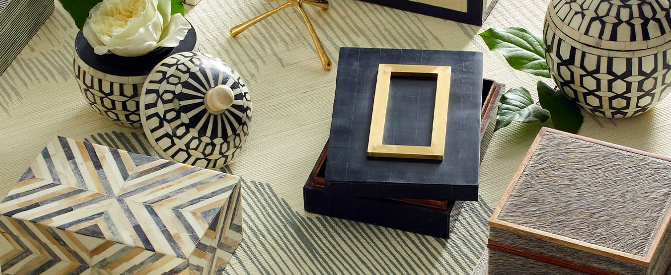 Curated Kravet Flat Lay Window Works Nj