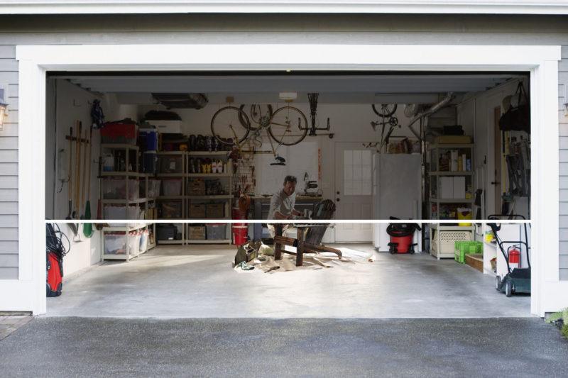 Screened In Garage Window Works Nj Smartscreen