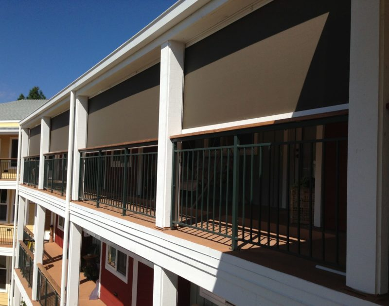Exterior Solar Screens For Balconies Window Works Nj