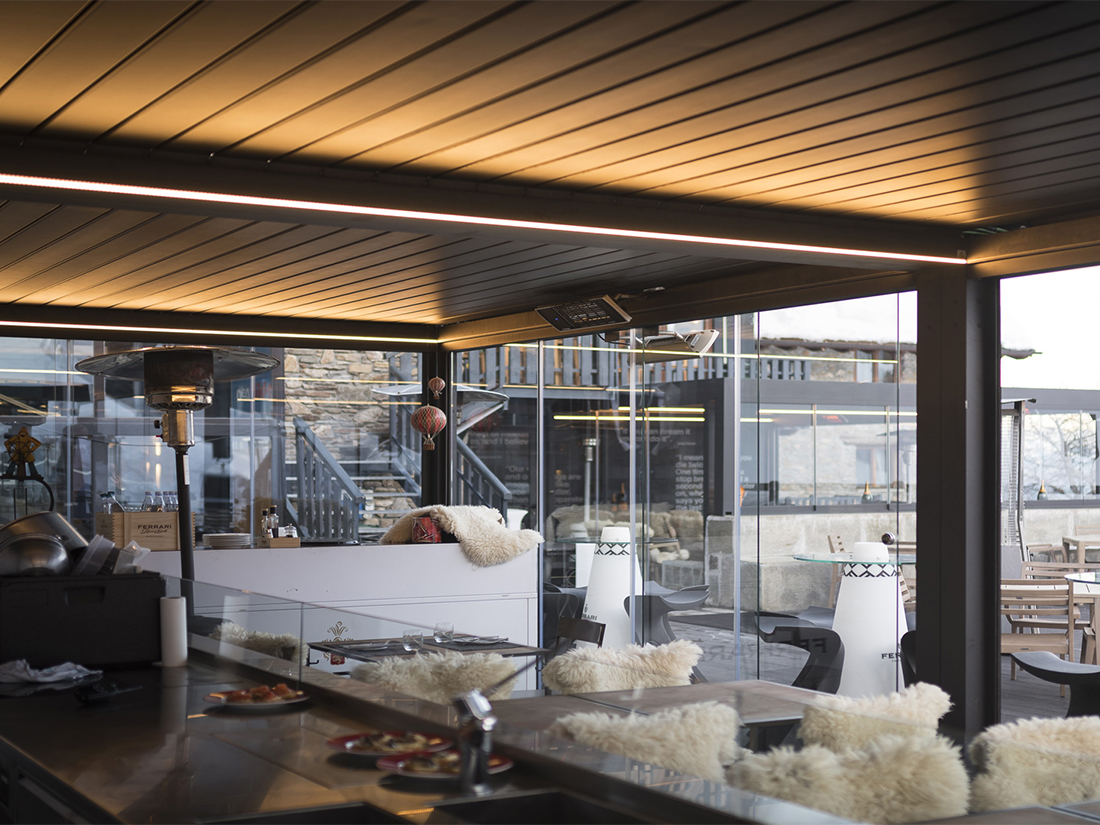 Kedry Plus Louvered Roof Super G Resort